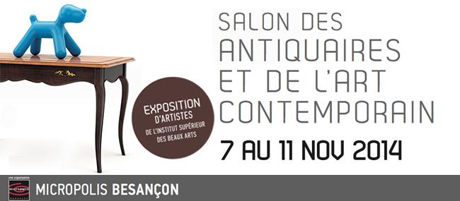 Accueil salon des antiquaires micropolis besan on for Salon des antiquaires
